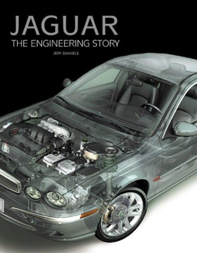 9781844250301: Jaguar: The Engineering Story