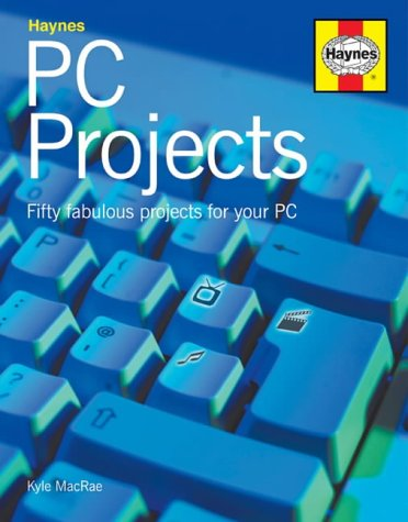 PC Projects: Fifty Fabulous Projects for Your PC 9781844250318 This manual is perfect for the hands-on enthusiast who enjoys tweaking and tinkering with a computer. Each self-contained project describes in details how to do something useful, inventive and worthwhile with your PC. Readers will learn new skills and uncover surprising new potential and benefit from an abundance of tips and tricks. From recording TV programmes on your PC to refilling an inkjet cartridge, from updating the BIOS to making a cast-iron backup, and from starting a weblog to blocking spam, these are the things you would already be doing - if only you knew how.
