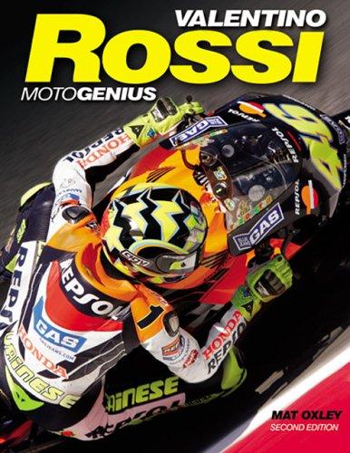9781844250424: Valentino Rossi: Motogenius
