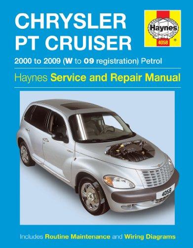 9781844250585: Chrysler Pt Cruiser (00-03) W-Reg Onwards