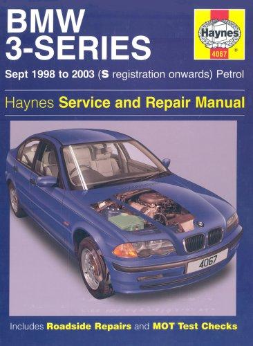 BMW 3-Series Petrol Service and Repair Manual: Randall, Martynn