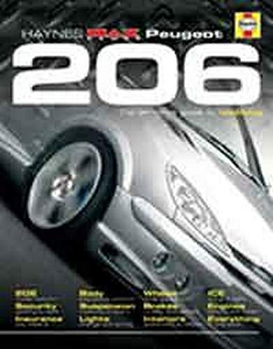 9781844250776: Peugeot 206: The Definitive Guide to Modifying (Haynes