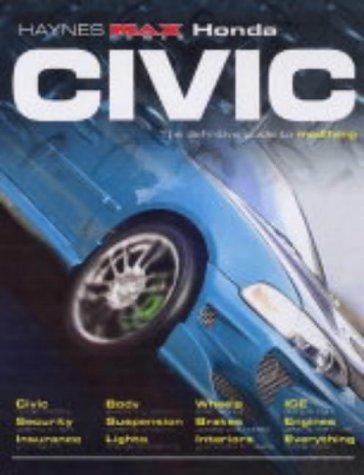 9781844250783: Honda Civic: The Definitive Guide to Modifying (Haynes