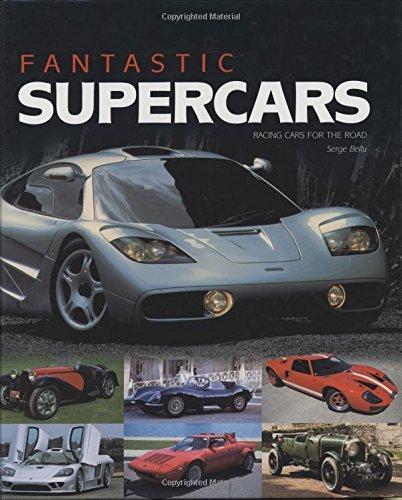Fantastic Supercars: Bellu, Serge