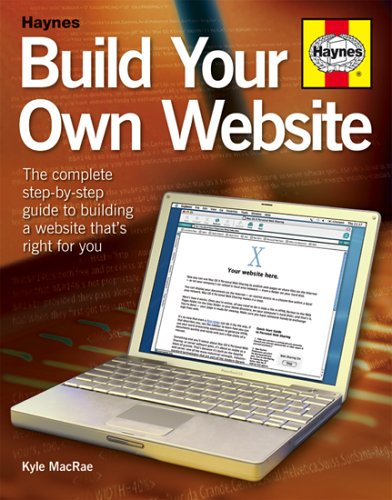 9781844251162: Build Your Own Website: The step-by-step beginners' guide to creating a website or blog