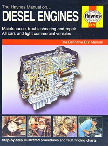9781844251742: The Haynes Manual on Diesel Engines (Haynes DIY Manuals)