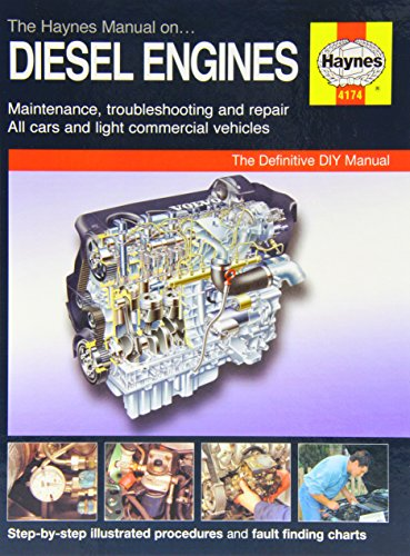 The Haynes Manual on Diesel Engines: Randall, Martynn
