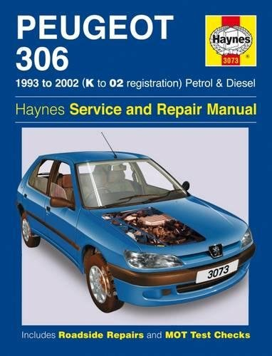 9781844251803: Peugeot 306 Petrol and Diesel Service and Repair Manual: 1993 to 2002