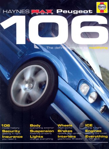 9781844251896: Peugeot 106: The Definitive Guide to Modifying (Haynes