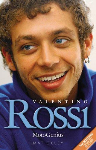 9781844252176: Valentino Rossi: Motogenius