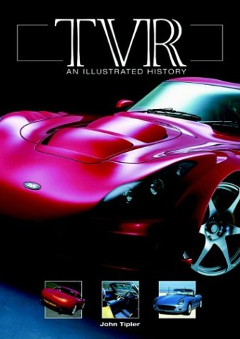 9781844252350: TVR: An Illustrated History