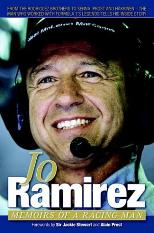 9781844252381: Jo Ramirez: Memoirs of a Racing Man