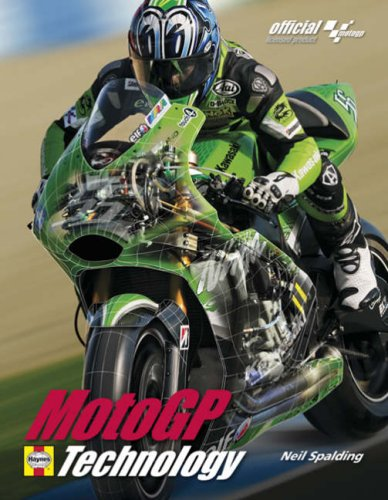 9781844253104: MotoGP Technology: The Official Book