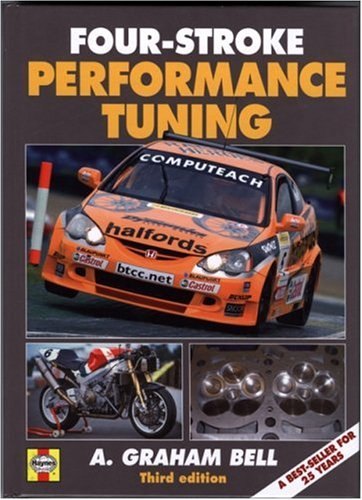 9781844253142: Four-Stroke Performance Tuning 3rd ed: A practical guide