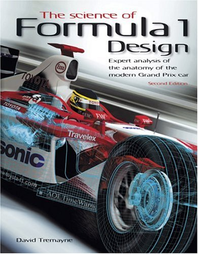 9781844253401: The Science of Formula 1 Design: Expert Analysis of the Anatomy of the Modern Grand Prix Car