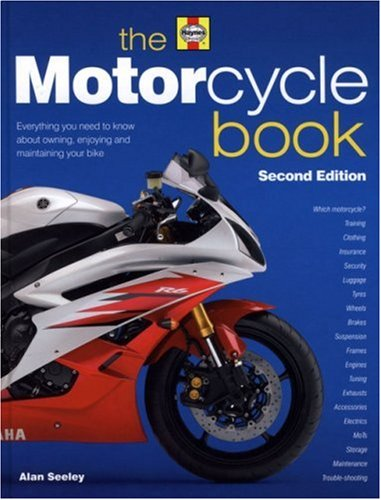 9781844253425: The Motorcycle Book: Everything you need to know about owning, enjoying and maintaining your bike