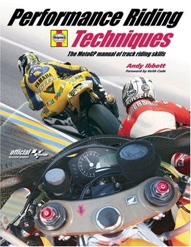 9781844253432: Performance Riding Techniques: The MotoGP manual of track riding skills