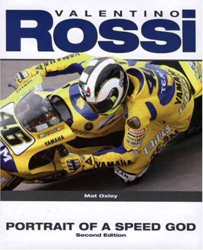 9781844253470: Valentino Rossi: Portrait of a Speed God