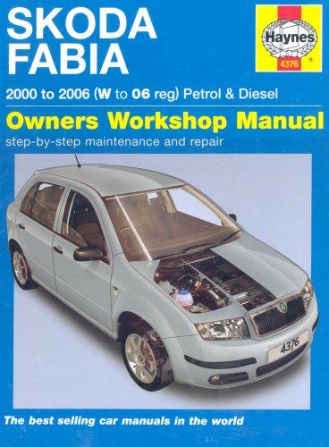 Skoda Fabia Petrol and Diesel Service and: Legg, A. K.