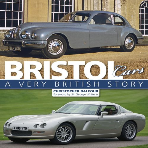 9781844254071: Bristol Cars: A Very British Story