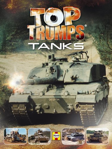Tanks (Top Trumps): Forty, George
