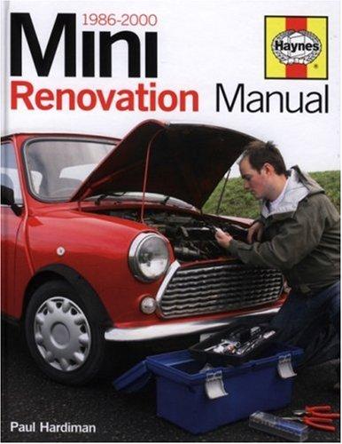 9781844254248: Mini Renovation Manual (1986-2000)
