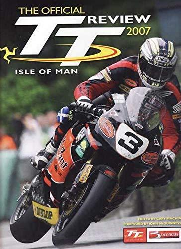 Official Isle of Man TT Review 2007: Freund, Ken