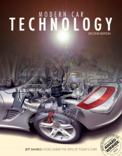 9781844254866: Modern Car Technology