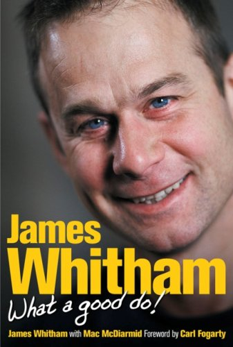 9781844254927: James Whitham: the autobiography
