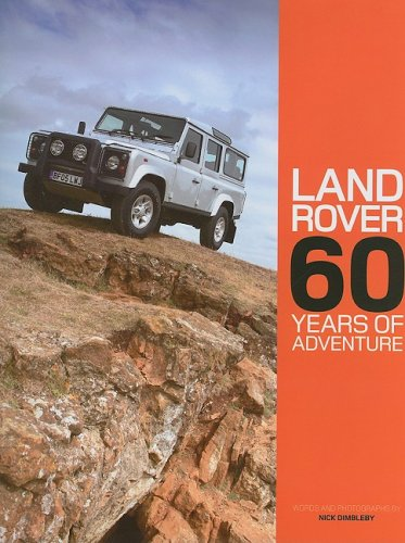 9781844254989: Land Rover: 60 Years of Adventure