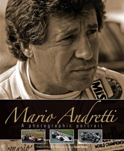 Mario Andretti: A photographic portrait (1844254992) by Quentin Spurring
