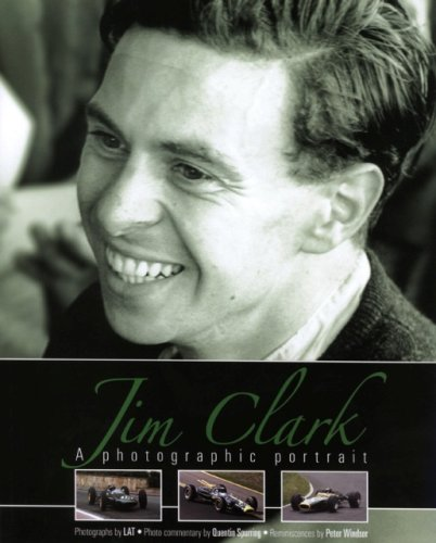 9781844255016: Jim Clark: A photographic portrait