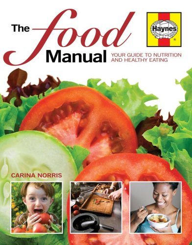 9781844255122: The Food Manual: A Guide to Nutrition and Healthy Eating