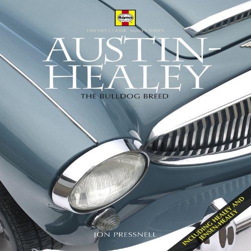 9781844255191: Austin-Healey: The Bulldog Breed (Haynes Classic Makes)