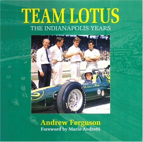9781844255221: Team Lotus: The Indianapolis Years