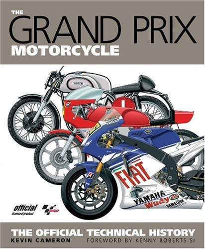 9781844255283: The Grand Prix Motorcycle: The Official Technical History: The Official History