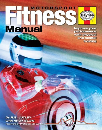 9781844255436: Motorsport Fitness Manual: Improve your performance with physical and mental training