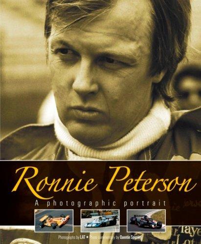 9781844255481: Ronnie Peterson: A Photographic Portrait