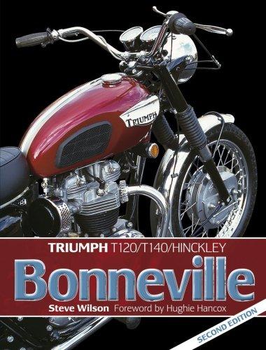 Triumph Bonneville: T120/T140 (Haynes Great Bikes) (1844255492) by Steve Wilson