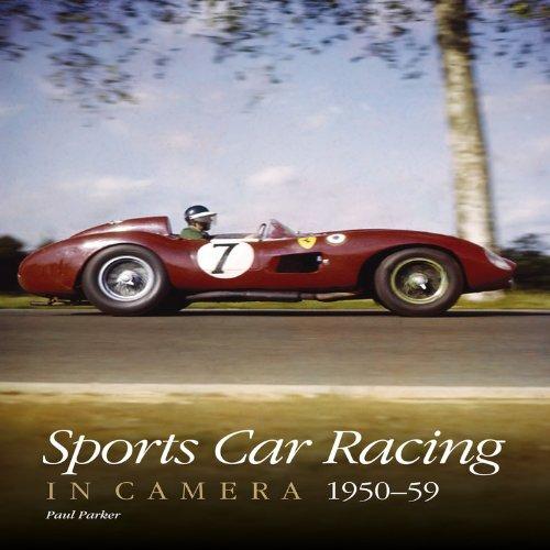 9781844255528: Sports Car Racing in Camera, 1950-59