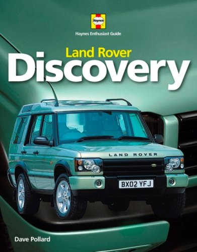 9781844255573: Land Rover Discovery: Haynes Enthusiast Guide Series