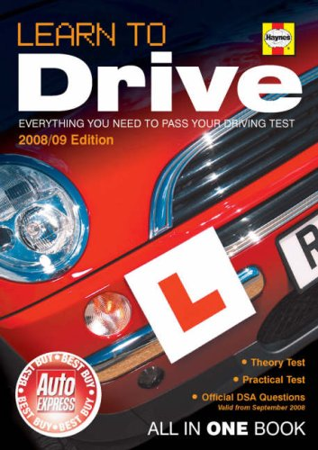 9781844255597: Learn to Drive 2008/09