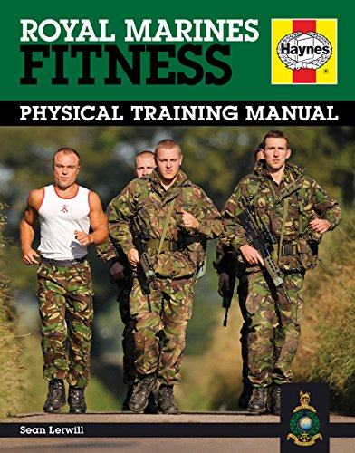 9781844255610: Royal Marines Fitness Manual: Improve Your Personal Fitness the Marines Way