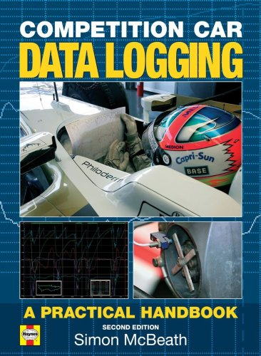 9781844255658: Competition Car Data Logging: A Practical Handbook 2nd Edition