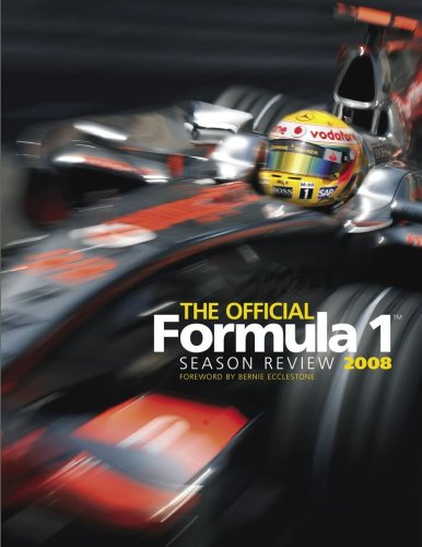 9781844255665: The Official Formula 1: Season Review, 2008