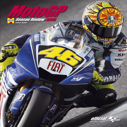 Off MotoGP Season Review 2008: Ryder, Julian