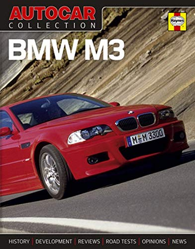 9781844255771: Autocar Collection: BMW M3: History, development, reviews, road tests, opinions, news