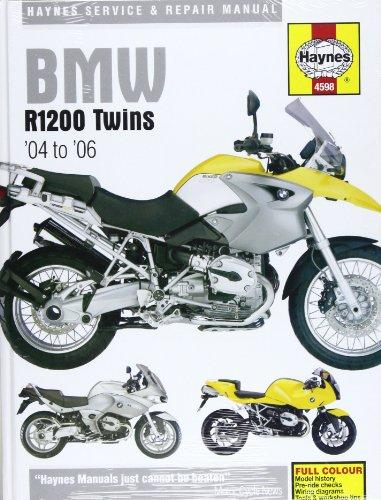 9781844255986: BMW R1200 Service and Repair Manual: 2004 to 2006 (Haynes Service and Repair Manuals)