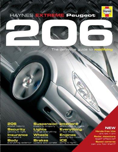 9781844255993: Haynes Extreme Peugeot 206