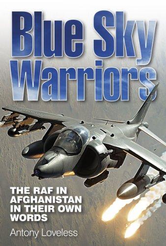 Blue Sky Warriors: Antony Loveless